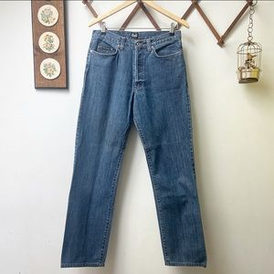 Dolce & Gabbana • Straight Leg Jeans